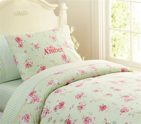Pottery Barn Toddler Bedding by Floral Duvet Cover Contemporary Bedding