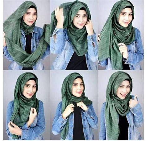 wear hijab step  step tutorial   styles