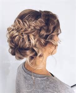 hair for wedding 29 charming 39 s wedding hairstyles for naturally curly hair weddingomania