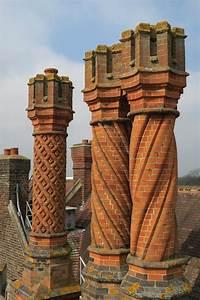 Cheminée En Brique : des chemin es de briques impressionnantes ~ Farleysfitness.com Idées de Décoration