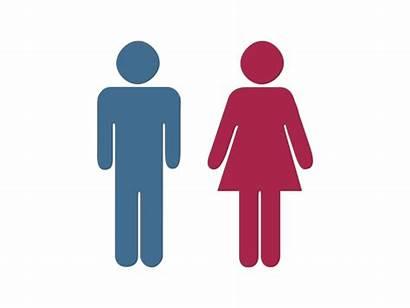Symbol Icon Symbols Gender Male Female Woman