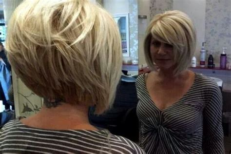 Best 25+ Stacked Bob Haircuts Ideas On Pinterest