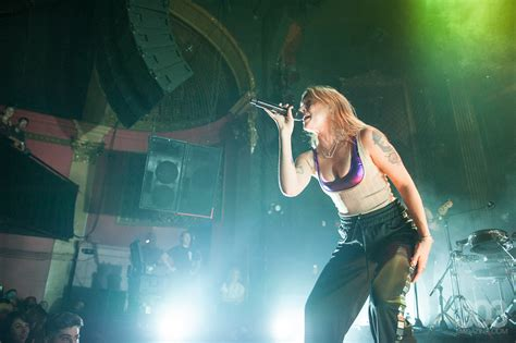 Review  Tove Lo Capitalized On Sex Appeal At The Ogden