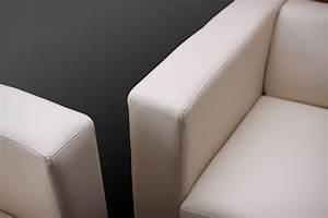 Kunstleder Sofa Weiß : 3er sofa couch loungesofa lille kunstleder weiss haus ~ Lateststills.com Haus und Dekorationen