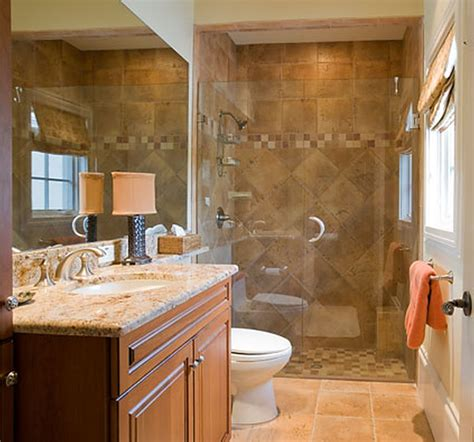 small bathroom remodel ideas in varied modern concepts