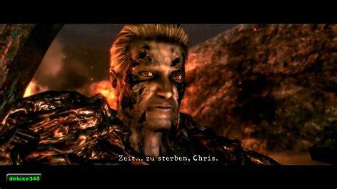 Resident Evil 5 Endboss And Ending (pc Hd) Youtube