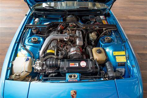 porsche  turbo richmonds classic sports cars