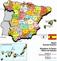 Best Spain Map - ideas and images on Bing | Find what you\'ll love