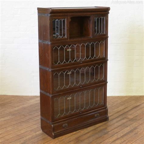 The Bookcase Company by The Globe Wernicke Co Ltd Sectional Bookcase Antiques Atlas