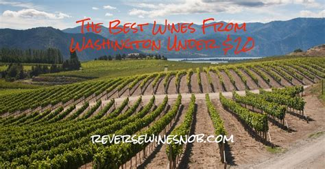 washington wine state merlot snob reverse picks
