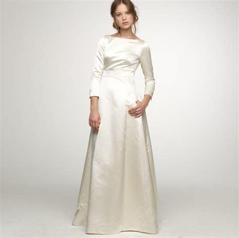 lovely long sleeved wedding dresses  batty life