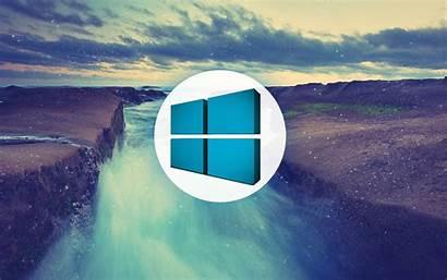 Microsoft Windows Wallpapers Nature Windows10 Pc Pantalla