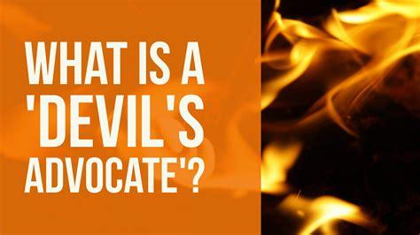 meaning  devils advocate grammar girl