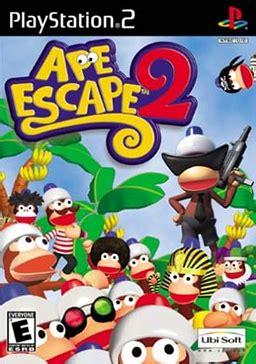 ape escape  wikipedia