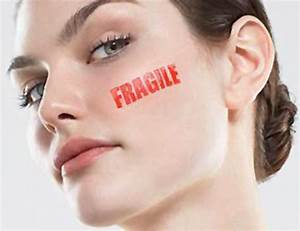 F Is For Fragile Skin  Anti