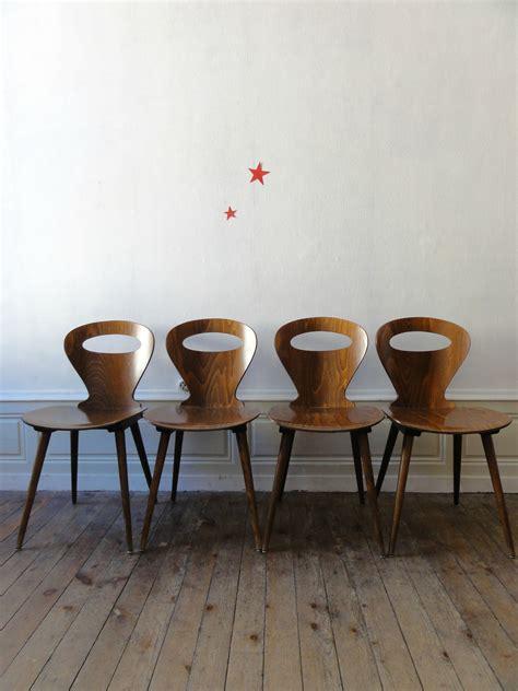 chaise bistrot baumann chaises bistrot style baumann vintage émoi