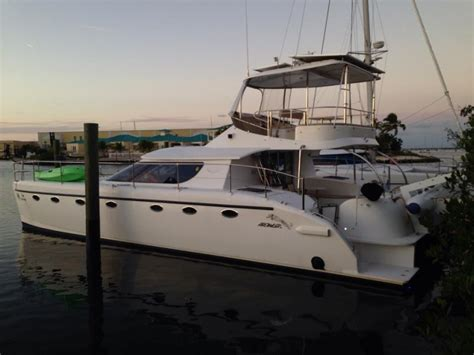Prowler Catamaran Boats For Sale by Catamarans For Sale Lux Aeterna Prowler 45 Charter Cats