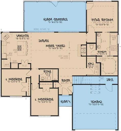 main floor plan   southern house plans floor plans  house plans