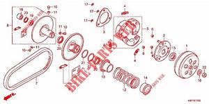 Clutch For Honda Pcx 150 2018   Honda Motorcycles  U0026 Atvs
