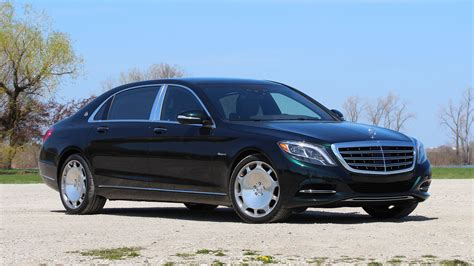 2017 Mercedes-maybach S550