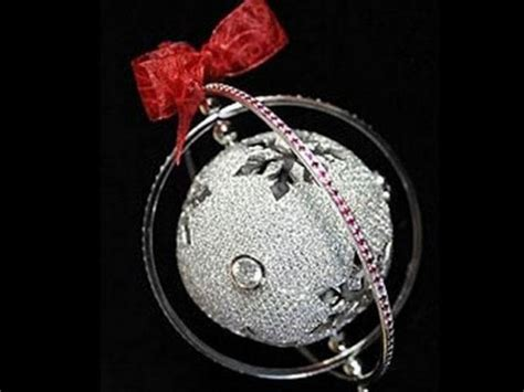 most expensive christmas ornament in the world alux com