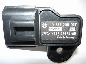 Sensor Map Ford Fiesta Power 1 6 2004-2008