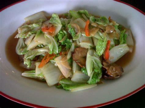 Masukan dimsum yang sudah dibentuk tadi ke dalam panci kukus. Resep Masakan Cara Membuat Sayur Sawi Campur Ayam ...