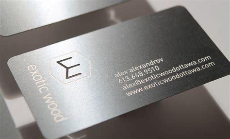 unique ottawa business card design  printing idapostle
