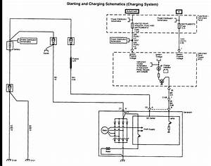 Alternator Wiring Diagram Pontiac