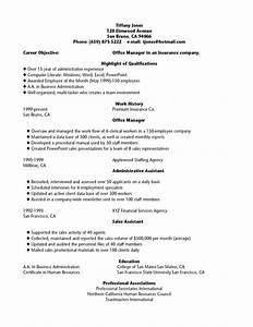 How To Make A Resume For A Highschool Student