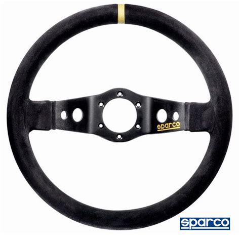 Sparco Volanti Sparco 215 Steering Wheel Dish Rally Steering Wheel