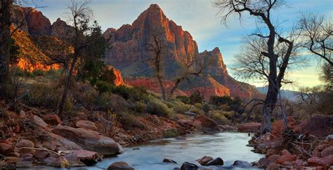 zion national park vacation travel guide