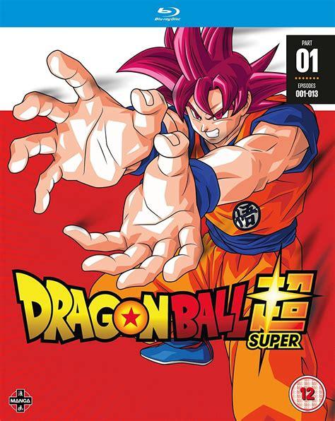 Dragon Ball Super Anime Review Dragon Ball Super Part 1 Review Anime Uk News