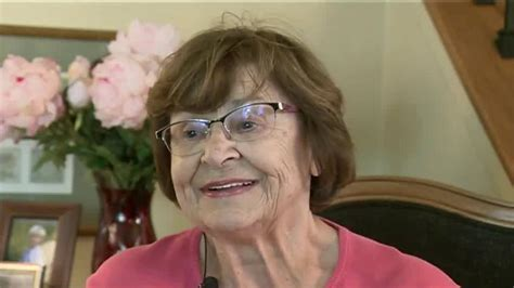 80yearold Woman To Vote For First Time