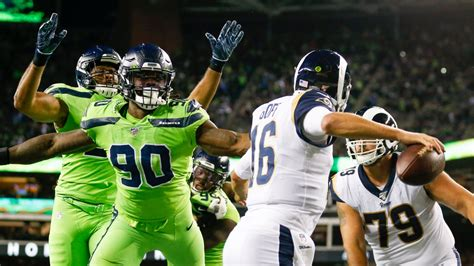 seahawks  rams betting picks snf spread prop bets
