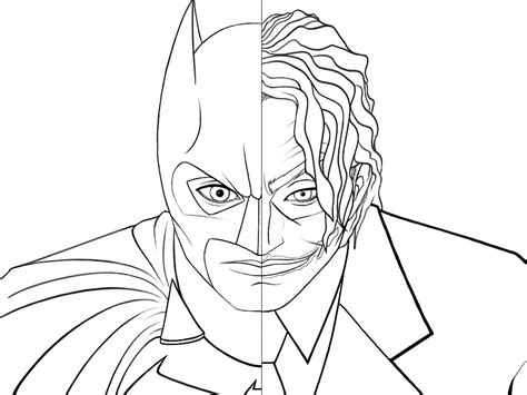 Batman And Joker Coloring Pages Depetta 2018