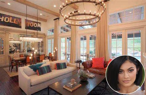 Kris Jenner Home Interior by Inside The Family S Homes