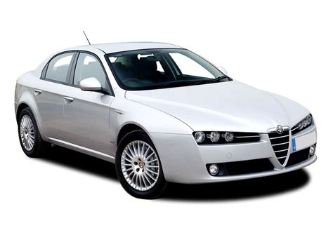 Alfa Romeo 159 32 V6 Jts Q4 Lusso 4dr Saloon At Discount