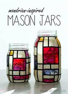 15, Creative, Mason, Jar, Craft, Ideas, To, Do, On, A, Summer, Weekend