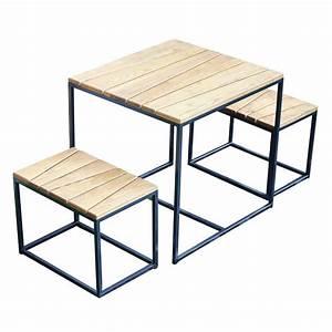 Designer Gartenmöbel Sale : jan kurtz alois mini gartenm bel set ambientedirect ~ Frokenaadalensverden.com Haus und Dekorationen