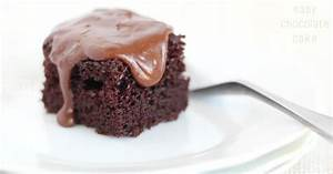 Easy Chocolate Cake Recipe From Scratch (So Moist ...