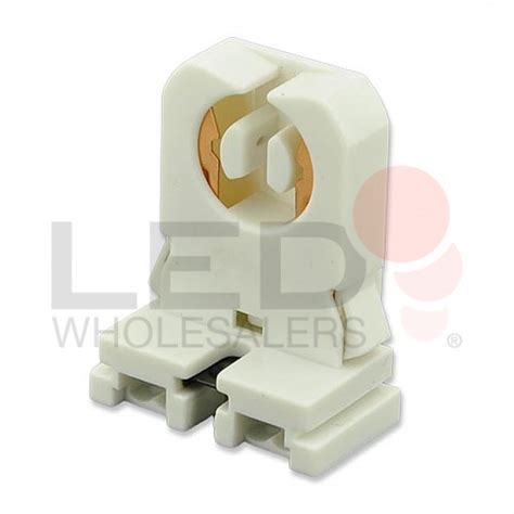 non shunted t8 l holder tombstone for led fluorescent