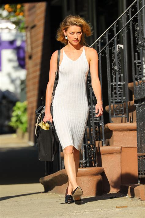 amber heard 2018 amber heard in a white dress in the west village in nyc 06