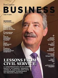 Best Lawyers Winter Business Edition 2015 by Best Lawyers ...