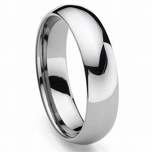 Tungsten carbide mens wedding bands reviews mini bridal for Tungsten wedding ring reviews
