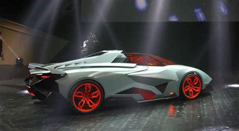sleek  lamborghini concept car  pics izismilecom