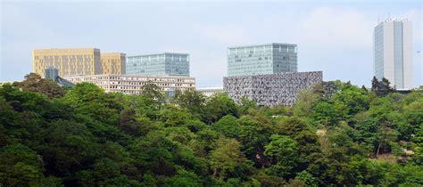où siège le parlement européen luxembourg une capitale forteresse ouverte sur le monde