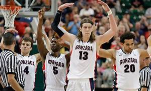 L'ville, Indiana, Zags, Kansas are top seeds in NCAA ...