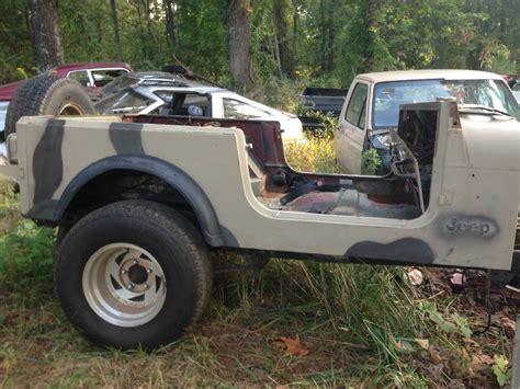 Tubs For Sale by Jeep Scrambler Cj8 Solid Tub For Sale Jasper Ga