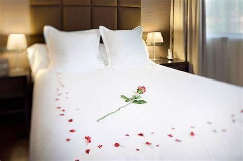 chambre d h el romantique décoration chambre soiree romantique